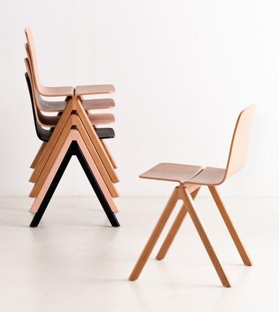 Espaiflyshop - Muebles nordicos - Copenhague silla HAY