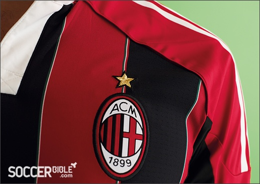 AC Milan Home Replica 2012-13