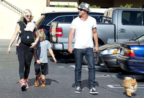 The Stir-Gwen Stefani & Gavin Rossdale's Divorce Agreement Sounds Very Un-Hollywood