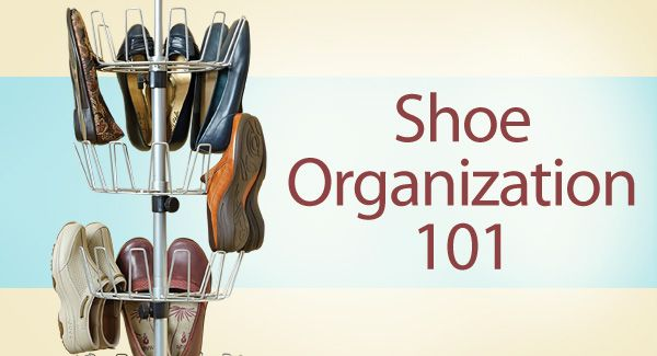 Don't forget to organize your shoes during your spring cleaning! Read our handy tips and tricks on our FootSmart blog before you start.: Organizations, How To Organize Your Shoes, Handy Tips, Shoes Organic, Shoe Organization, Tips And Tricks, Spring Cleaning