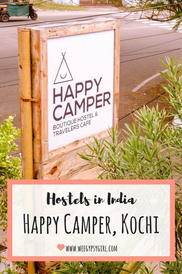 Hostels in India: Happy Camper, Kochi