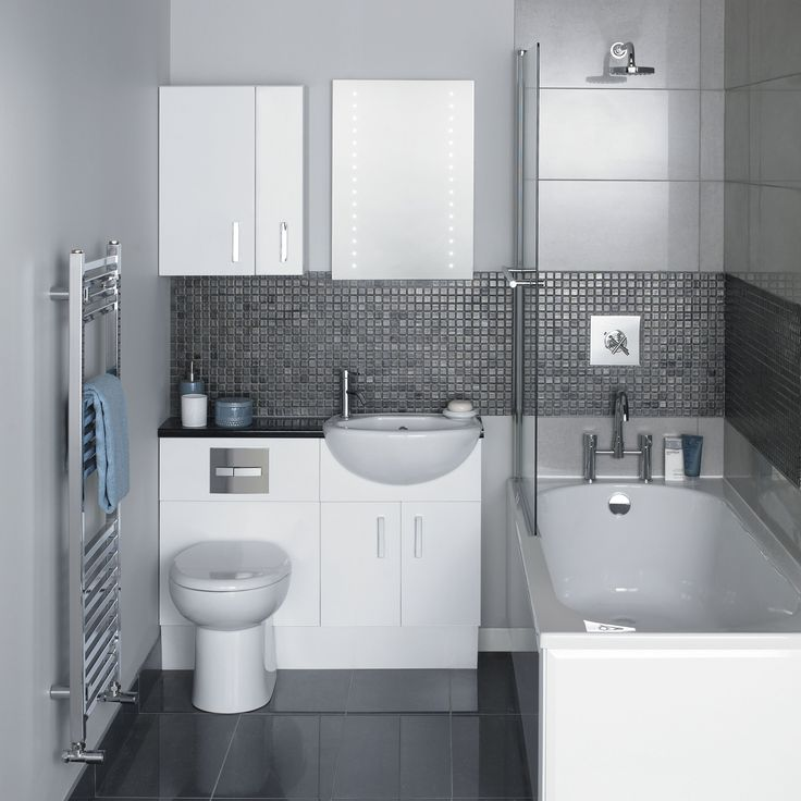 100 curated Bathroom ideas by Nratkh – Small Tubs for Small Bathrooms