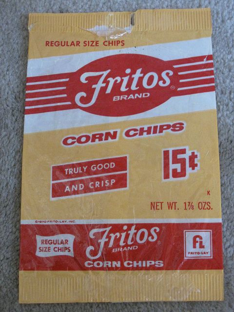 Fritos, a lunchtime favorite!
