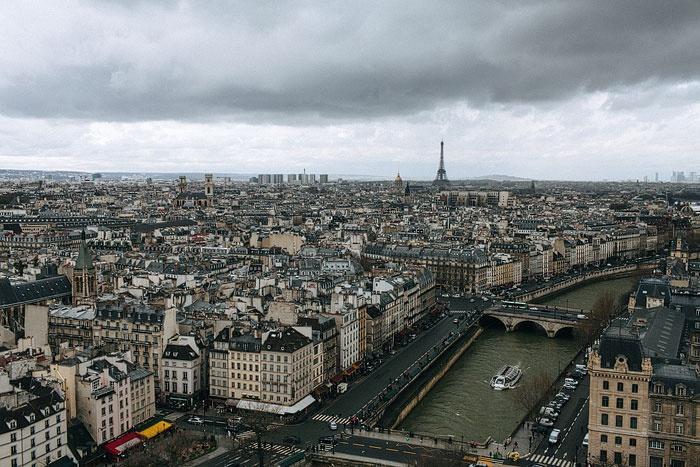 People Producciones · Torre Eiffel · Paris · France · Francia