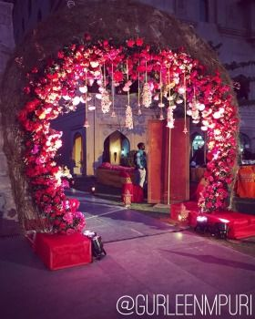 Entry For The Wedding Find This Pin And More On Entrance Decor Ideas