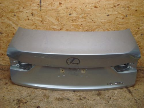 14 15 16 LEXUS SEDAN IS250 IS350 REAR TRUNK HATCH LID OEM