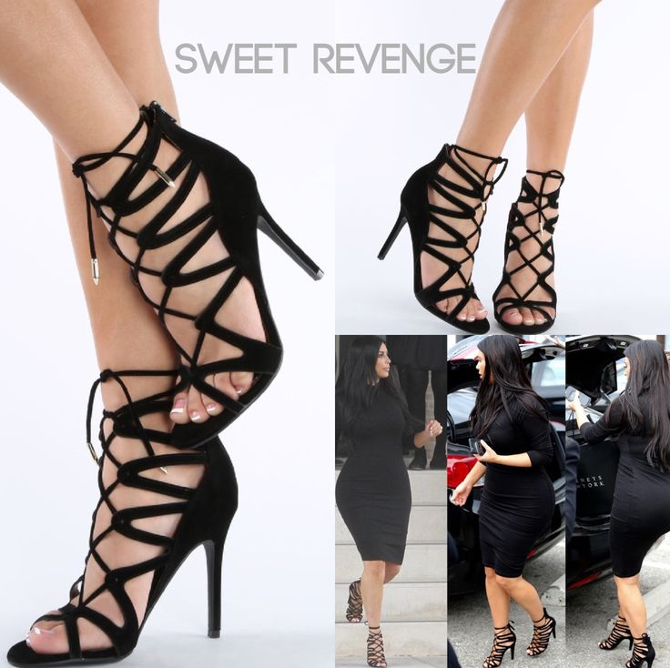 ✨GET THE LOOK✨ Kim Kardashian out and about in SWEET REVENGE! Get the shoes 25% off and match a cute black dress just like she did here! 😍👌🏽 www.shopshoeconnection.com #shopshoeconnection #shoeconnection #buynow #getthelook #sweetrevenge #matching #fabulous #laceup #zipup #trendy #buynow #stylish #kardashian #kimkardashian #sale #fashion #fashionable #style #heels #heelsaddict
