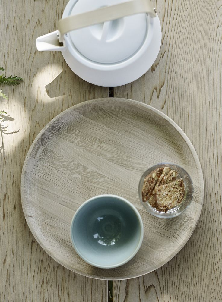 Nordic Tray, Oak design by @Ve2.