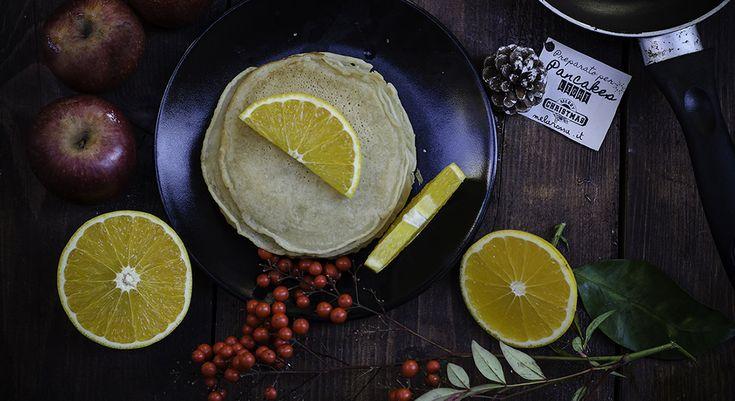 Preparato per pancakes super light