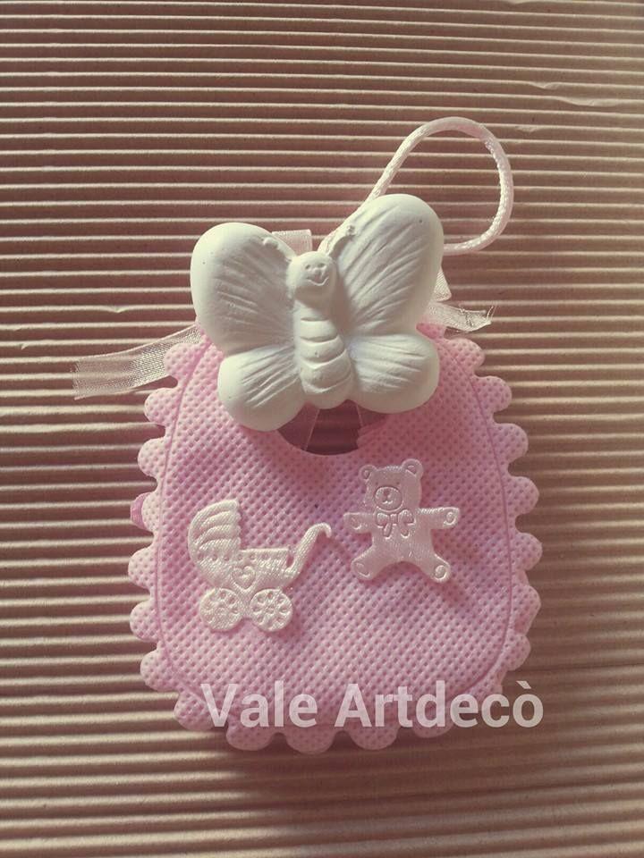 Gessetti a forma di farfalla profumato alla vaniglia