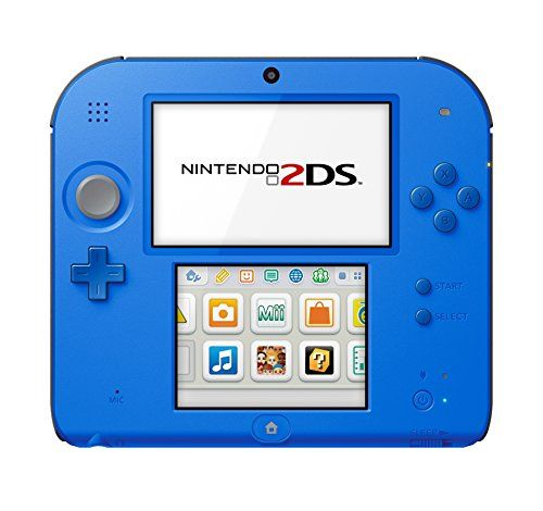 Nintendo Nintendo 2DS-Electric Blue 2 w/Mario Kart 7 - Ni... https://www.amazon.com/dp/B01LZ2MX91/ref=cm_sw_r_pi_dp_x_XAMlybXTACWDR