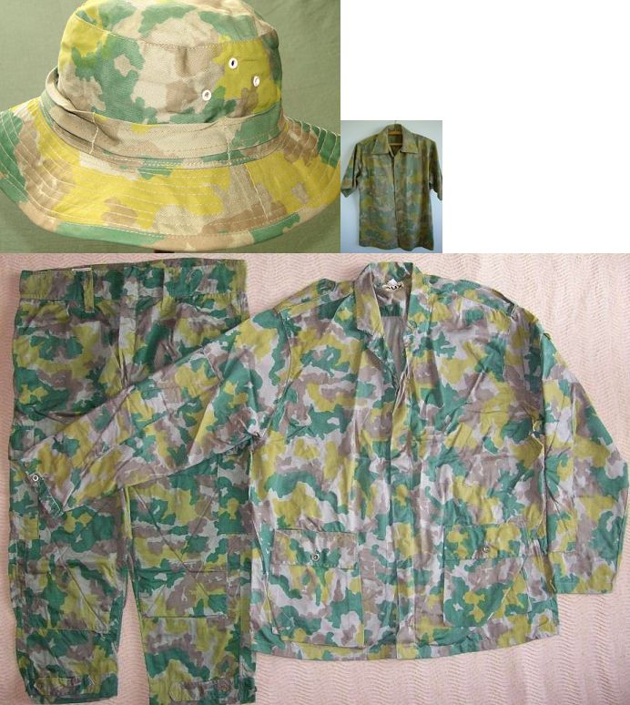 SADF Hunter Group camo