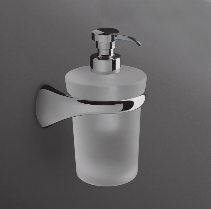 35 best bathroom accessories images on pinterest hand for Bathroom soap dispensers bath accessories