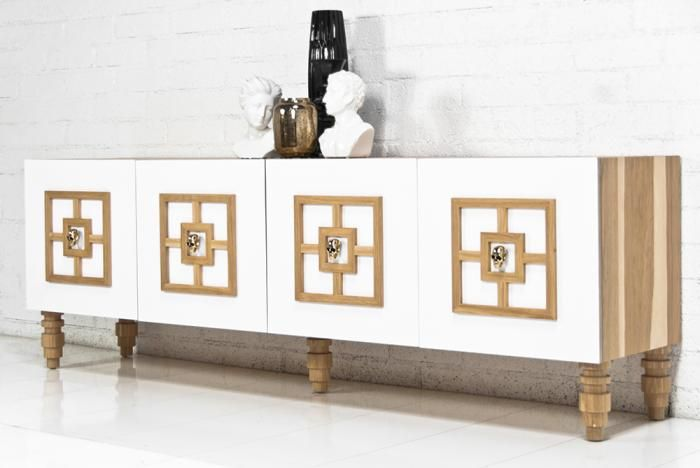 Armario A Medida Barato ~ 17 Best images about APARADORES BUFETERAS # 2 on Pinterest Wooden sideboards, Furniture and