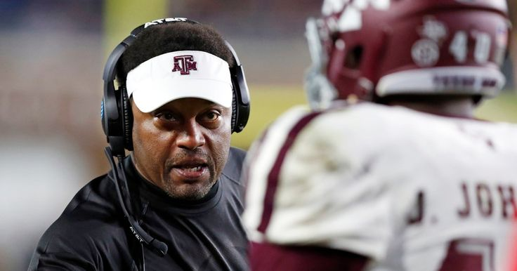 Report: Texas A&M will fire Kevin Sumlin after season finale against LSU - Dallas News