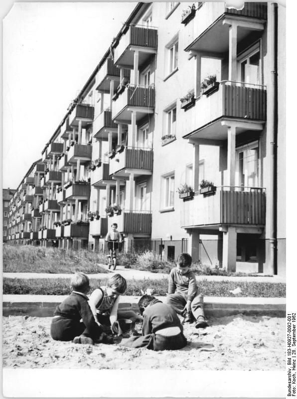 Leipzig Gohlis September 1962
