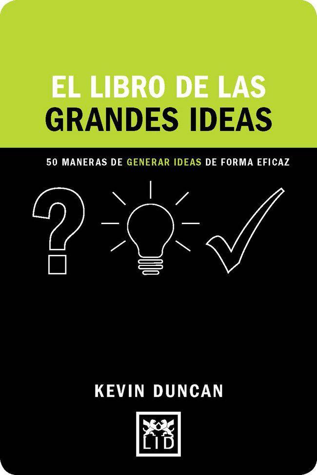 el libro de las grandes ideas-kevin duncan-9788416894192