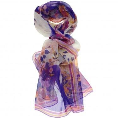 Fine Silk Scarf