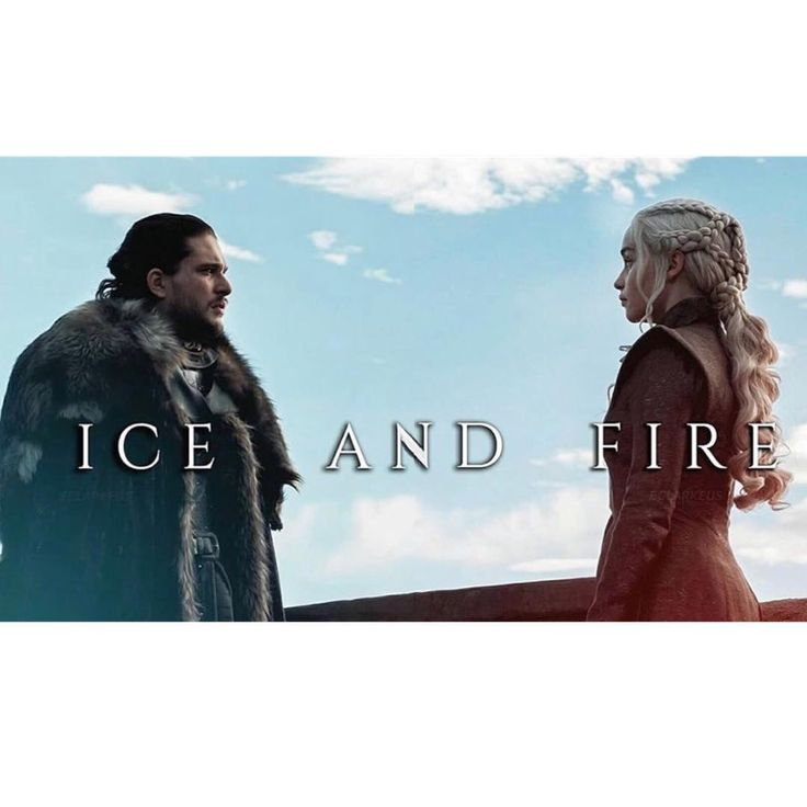 Game of Thrones - Ice and Fire ❄️❤️ #Jonerys #housetargaryen #GameofThrones