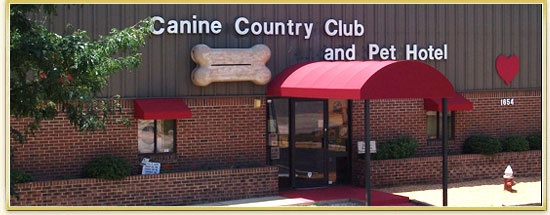 Canine Country Club and Pet Hotel, Raleigh, NC