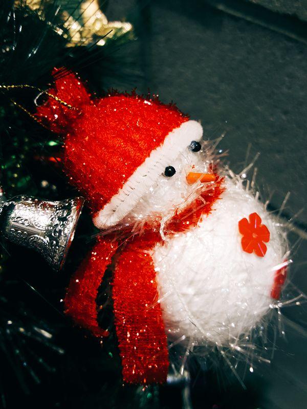 눈사람.갤럭시s6
