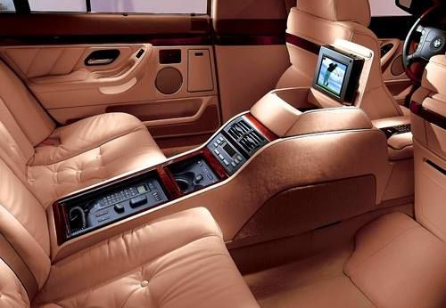 Este Es El Interior De Un Bmw E38 7 Series Carros Motor Pinterest And Cars