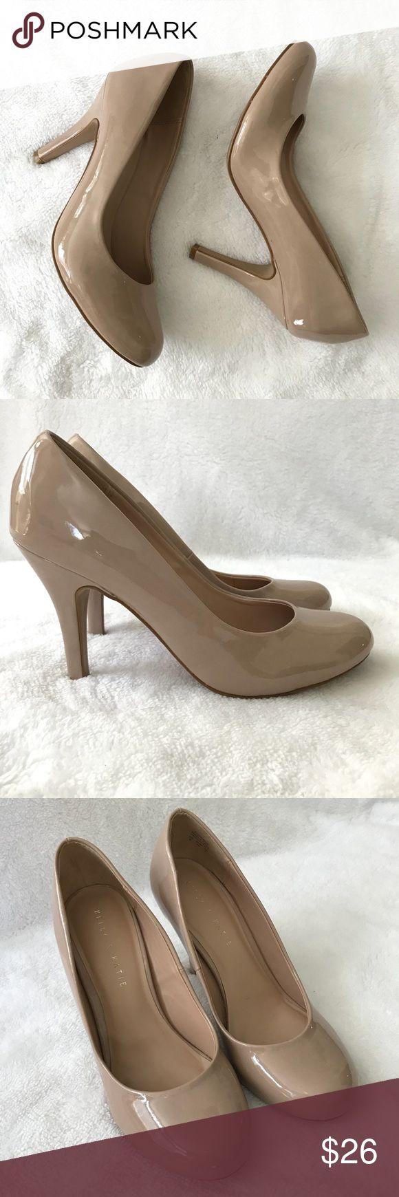 Nude pump heels — img 3