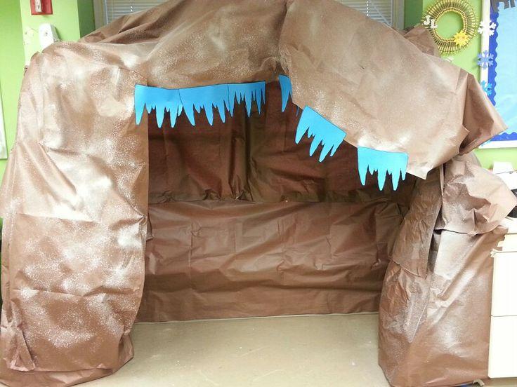 Summer Classroom Decoration ~ My bear cave for classroom cavemen pinterest