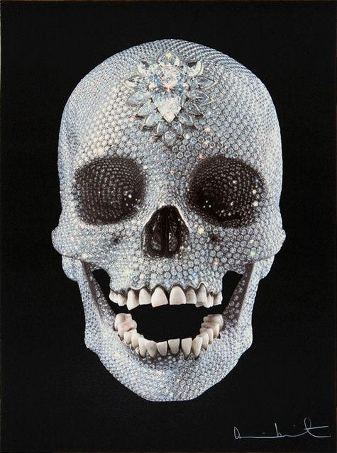 Damien Hirst |  For the Love of God  (2007) | Available for Sale | Artsy