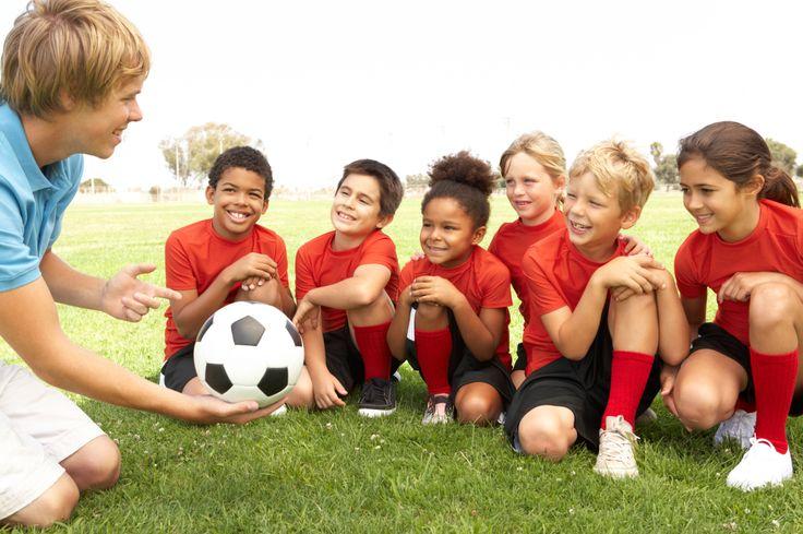 #volunteer soccer coach