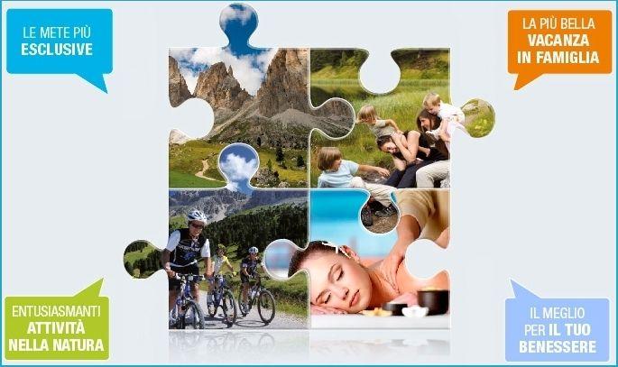"""La Fresca ESTATE di CLUBRES! (Click» http://www.clubres.com/news/centro-vacanze-veronza-val-di-fiemme-cavalese/la-fresca-estate-di-clubres/) Le migliori offerte in montagna scontate fino al30%   …e in più in escusiva        *Indica al telefono ilCODICE PROMOZIONALE""""NEW""""al momento del tuo acquisto e riceverai unBUONO REGALOdel valore di50€spendibile da subito. Promozione valida fino al 30/06/2014 per acquisti di importo superiore a 200�"""