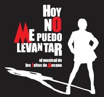 """""""Hoy no me puedo levantar"""", inspirado en la música del grupo español Mecano, es sin duda un musical increíblemente bien ensamblado."""