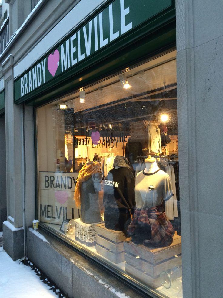 Brandy Melville in Zürich