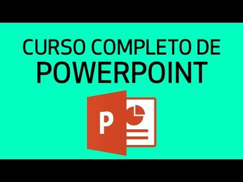 Curso de PowerPoint 2013 - COMPLETO - 3 horas y media - YouTube