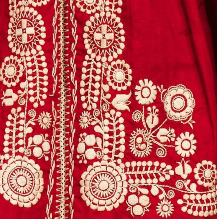 Ensemble_details Date: 1840–80 Culture: Slovak Medium: wool, cotton, silk
