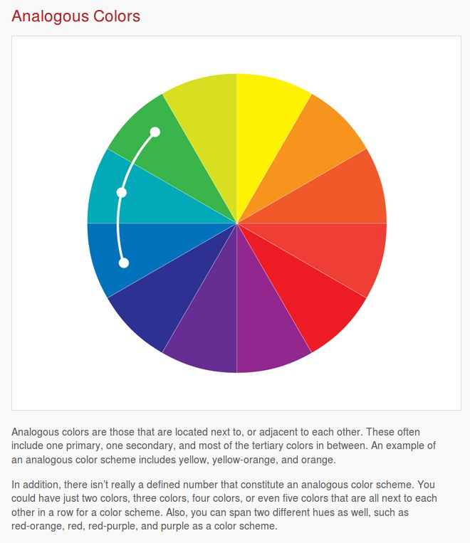 Color, Design, Theory And Color Mixing