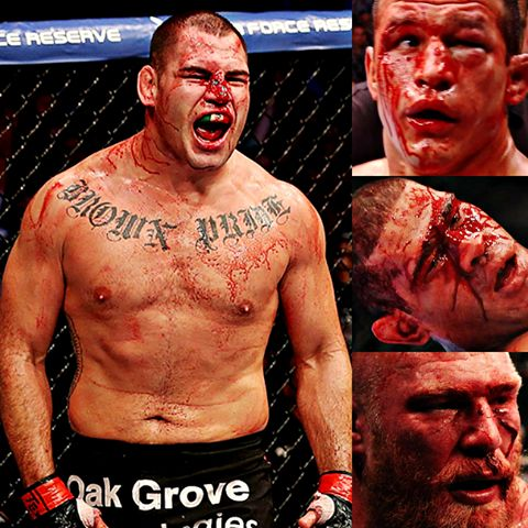 Unfortunate Fighters Who Met Cain Velasquez in the octagon -