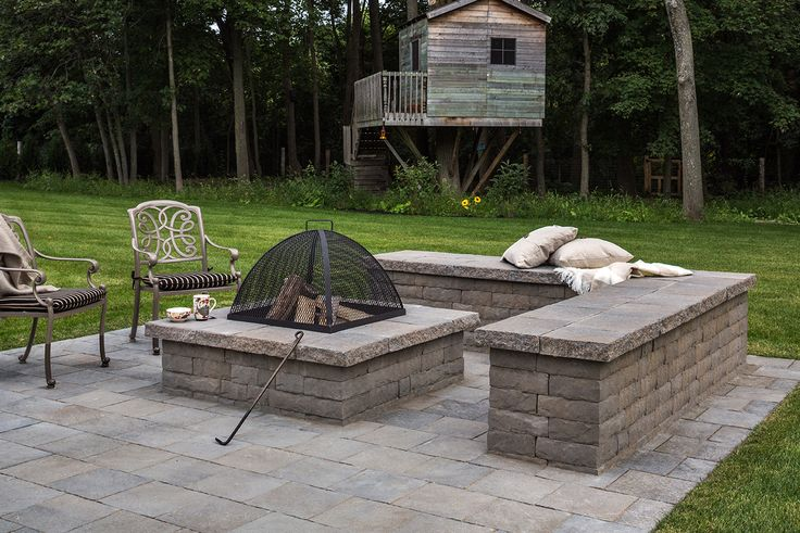 10 best images about foyer firepit on pinterest for Foyer d exterieur