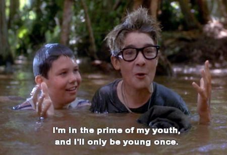 Stand By Me. One of my favorite movies of all time