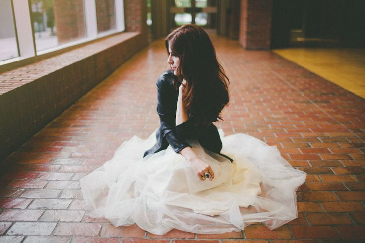 Anna Cottrell of Tulip Louise in our Tulle Ballerina Skirt.