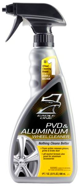 Eagle One PVD & Aluminum Wheel Cleaner 23 oz.: Ideal cleaner for both aluminum wheels and polished… #CarParts #AutoParts #TruckParts