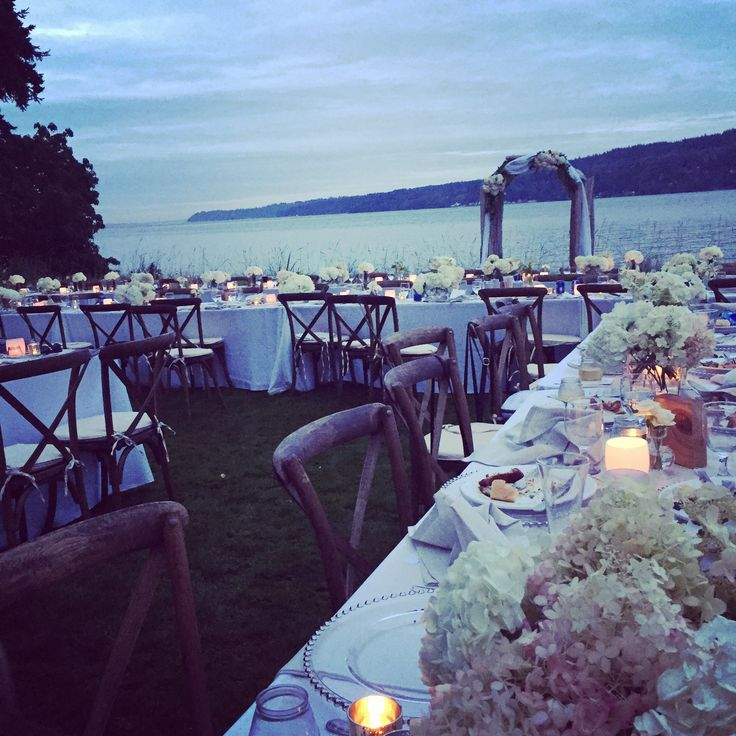 The Edgewater House Gig Harbor WA. Wedding and event venue. Reception site. Seattle WA wedding. Beach venues.