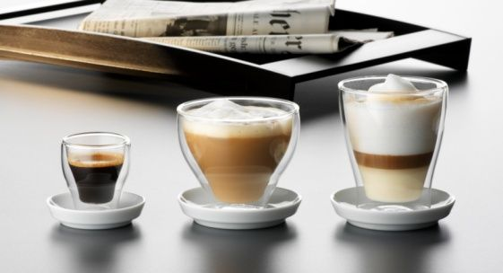 """Many people can't get through a morning with a cup of coffee, or some form of it. But if you aren't familiar with all of the options at your local coffee shop, coffee drink menus can be confusing. Ever wonder what the real difference between a cappuccino and a latte is? Or amacchiato? And what about the good old Americano? Let us define all of those fancy options for you! We've broken down what really goes into them. WHAT IS A CAPPUCCINO?   Cappuccino literally translates into """"little cap""""…"""