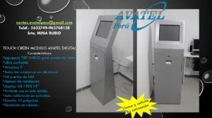 Sistema inteligente de turnos avatel peru s. A. C. - Arequipa - avisos y anuncios clasificados gratis en Perú