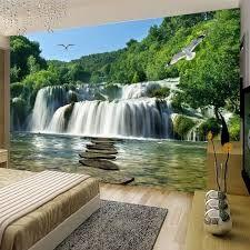 Image result for murales en 3d de paisajes