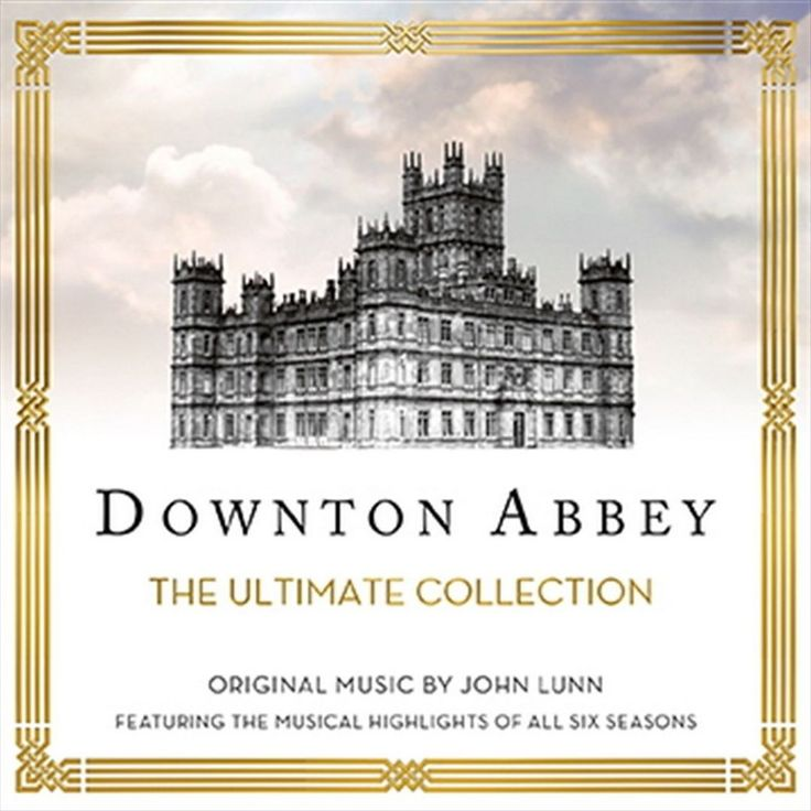 The Chamber Orchestra of London - Downton Abbey: The Ultimate Collection (Original TV Soundtrack) (CD)