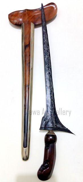 Old Keris Hamengku Buwono V era-1800's
