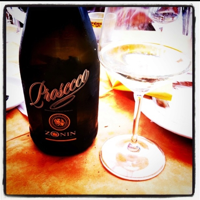 Prosecco - Italians do it better. Their sparkling wine tops my list for that genre