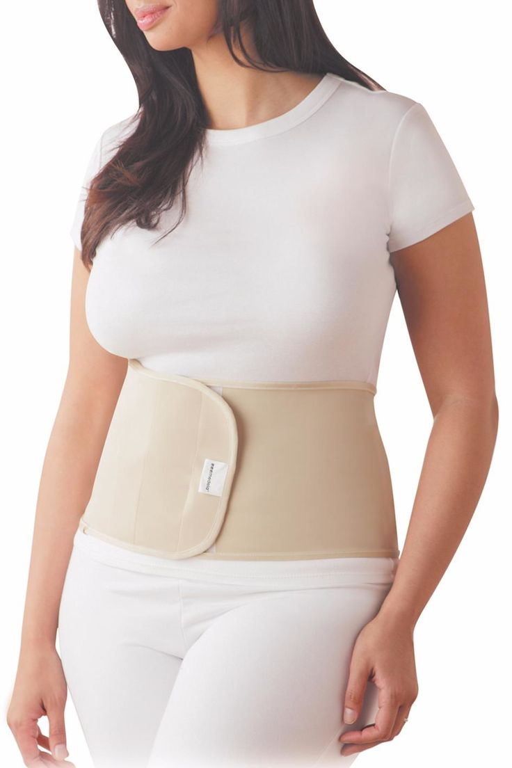 Lightweight, breathable, adjustable wrap-around belt. Secure with Velcro. Easy sizing: the S/M fits pre-pregnancy sizes 6-12, while the L/XL is meant for pre-pregnancy sizes 14-20. Offers support after delivery or surgery.   Postpartum Support Belt by Medela. Clothing - Maternity & Nursing - Lingerie & Sleepwear Washington