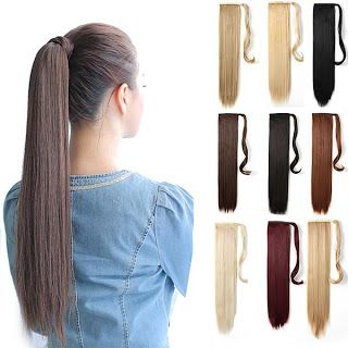Onlinesbuys: Ponytail Hair Extensions for Women